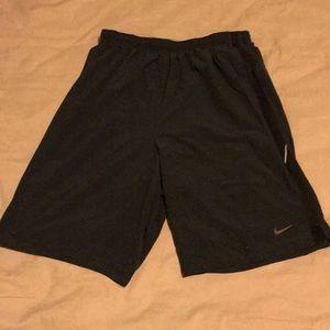 Nike drifit athletic shorts size M
